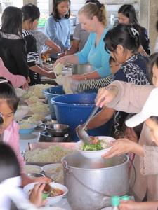 Thailand_Healthy nutrition vs AIDS HIV 02