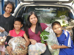 Thailand_Healthy diet vs AIDS HIV 01