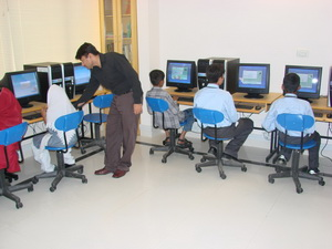 Pakistan computer training