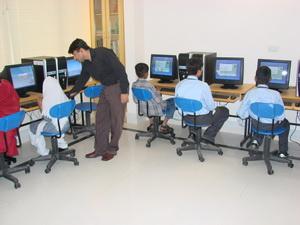 Pakistan computer training