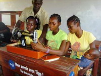 Congo F37_Training of young unwed mothers