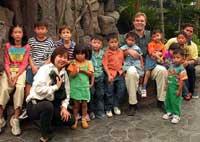 Thailand orphans