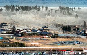 Japan Tsunami Boston Globe