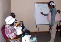 Family Africa women education johannesburg
