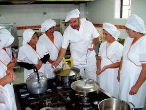 FEDES chile_chef program