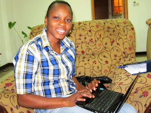 CONGO secretarial training