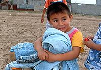 mexico rescate bedding donation