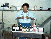 Nepal medical mission