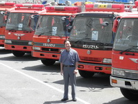 medical ambulances for cambodia SBSI