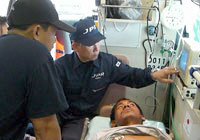 medical training for cambodia 911 SBSI