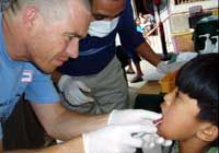 free dental clinic rise above foundation cebu philippines