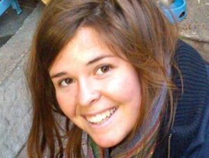 Kayla Mueller humanitarian worker