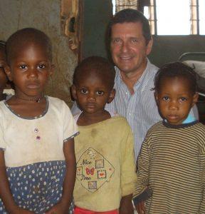 Orphans near Enugu, Nigeria