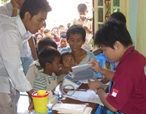 Cambodia medical mission