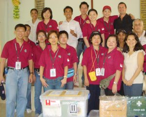 Copyright Grant Montgomery Cambodia medical mission