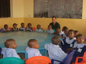 abuja village school nigeria. Copyright Grant Montgomery 2013