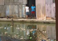 Jakarta slums