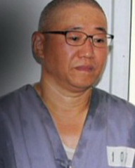 imprisoned Kenneth Bae