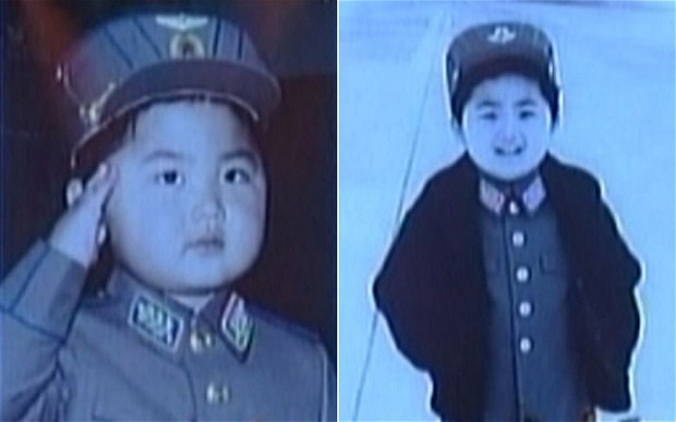 kim-jong-un as a boy