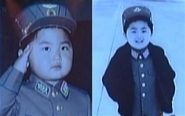 kim-jong-un as a boy