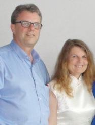 Canadian missionaries Kevin and Julia Dawn Garratt